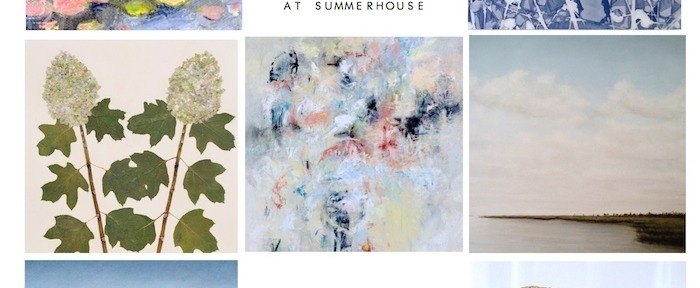 SummerHouse's FOR THE LOVE OF ART