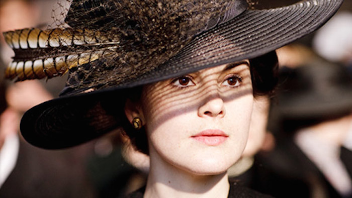 She'd be the perfect Mary Crawley // THE HIVE