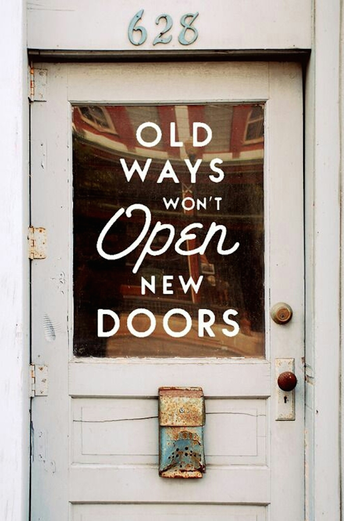 How to open new doors... :) // THE HIVE