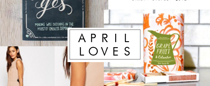 APRIL LOVES Guest Spot for Grey and Cream // THE HIVE