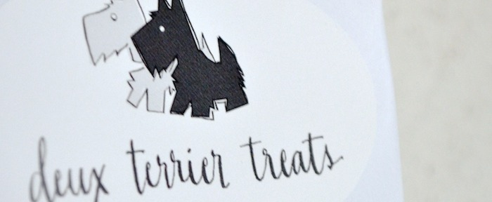 Deux Terrier Treats // #SocialBee for #TheDailySocial // www.thehiveblog.com