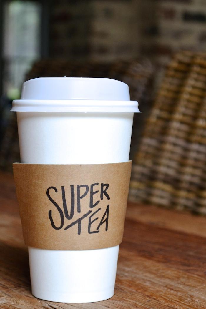 Super Tea // www.thehiveblog.com