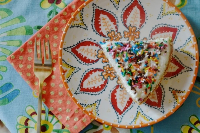 Funfetti Cheesecake Recipe from Delish