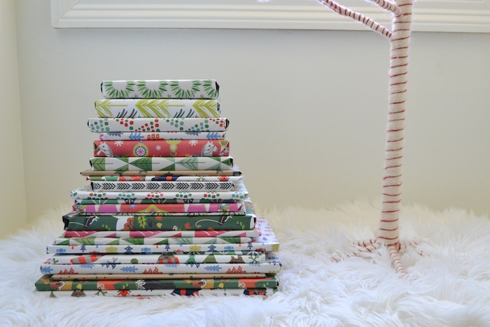25 Christmas books: Read one each day starting December 1!
