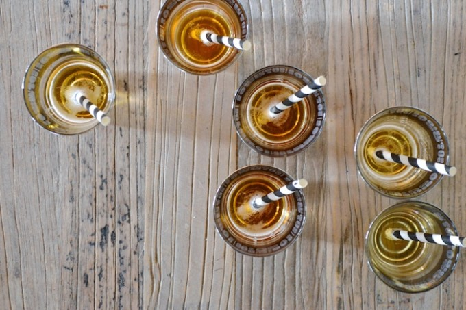 Craft Beer Tasting Game // www.thehiveblog.com