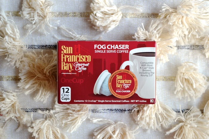 San Francisco Bay Fog Chaser Coffee -- THE BEST!