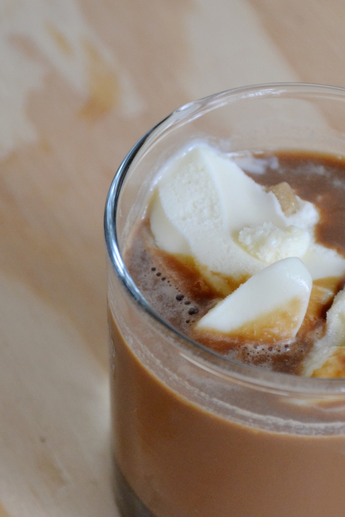 Cold Coffee Punch Recipe