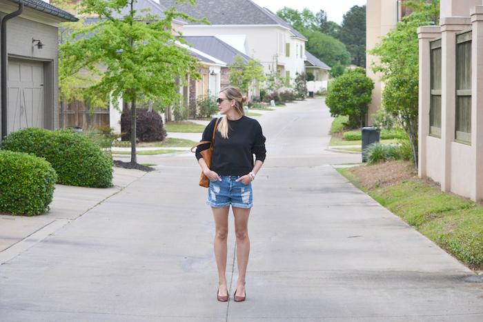 Favorite Summer Shorts // thehiveblog.com