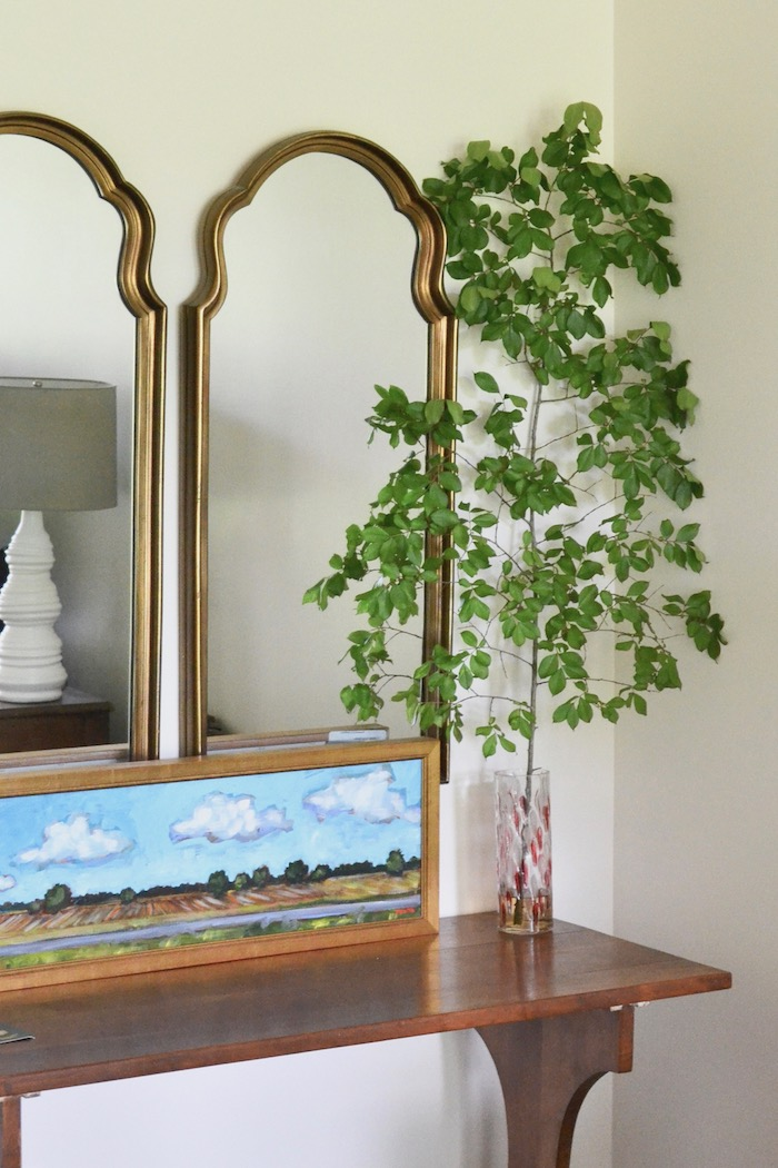 How to do shower flowers on a serious budget