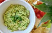 Easy Homemade Guacamole via thehiveblog.com