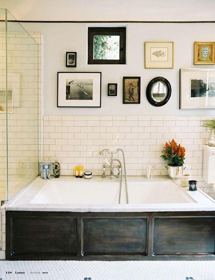 Gallery wall inspiration via thehiveblog.com