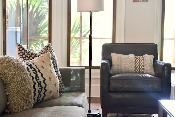 Living Room Update // www.thehiveblog.com