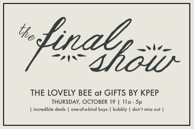 The Lovely Bee by Laurel Donahoo // www.thehiveblog.com