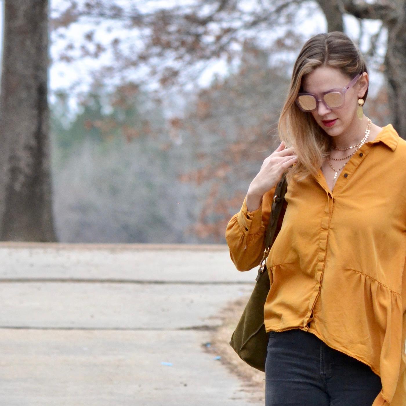 Marigold Love! // www.thehiveblog.com