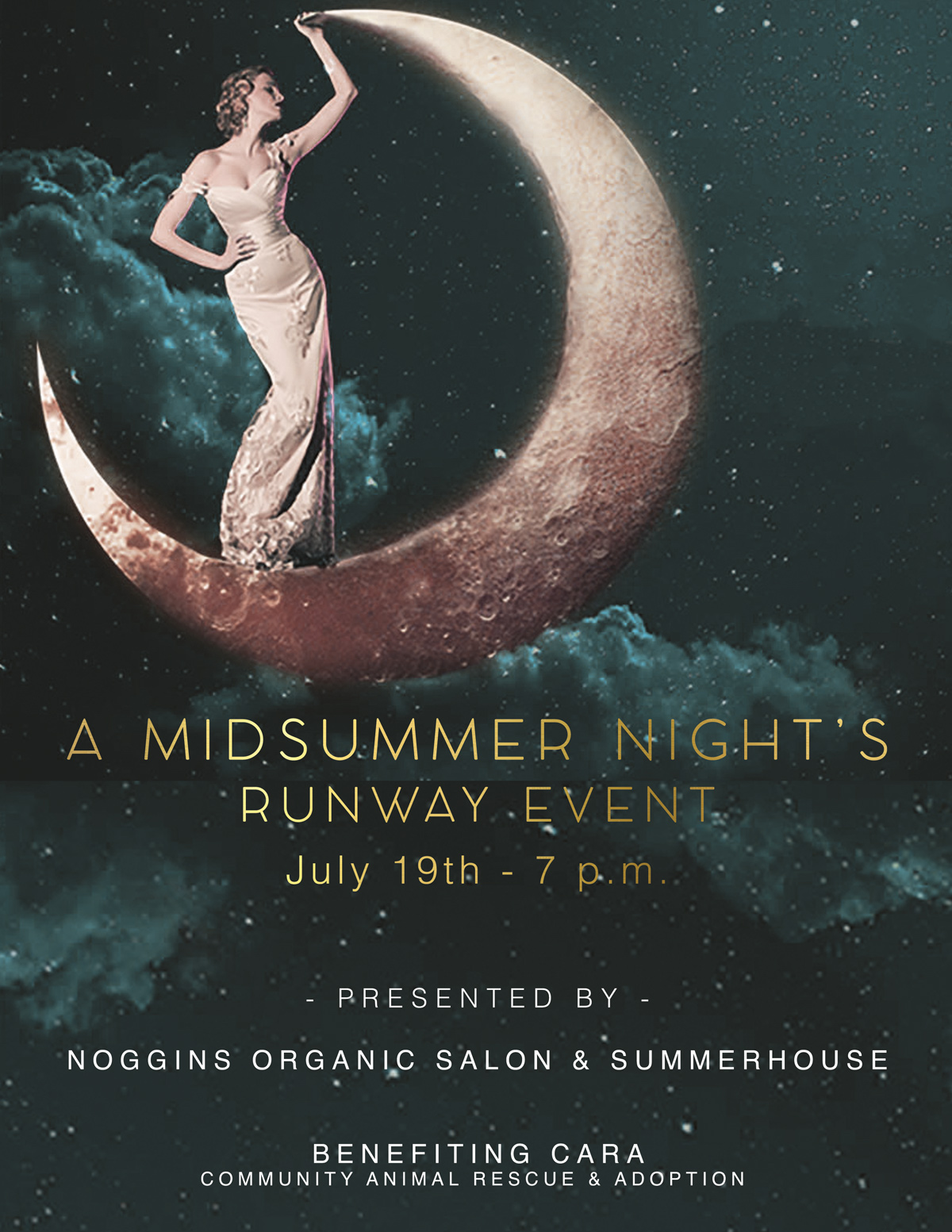 A Midsummer Night's Runway Event at SummerHouse // www.thehiveblog.com