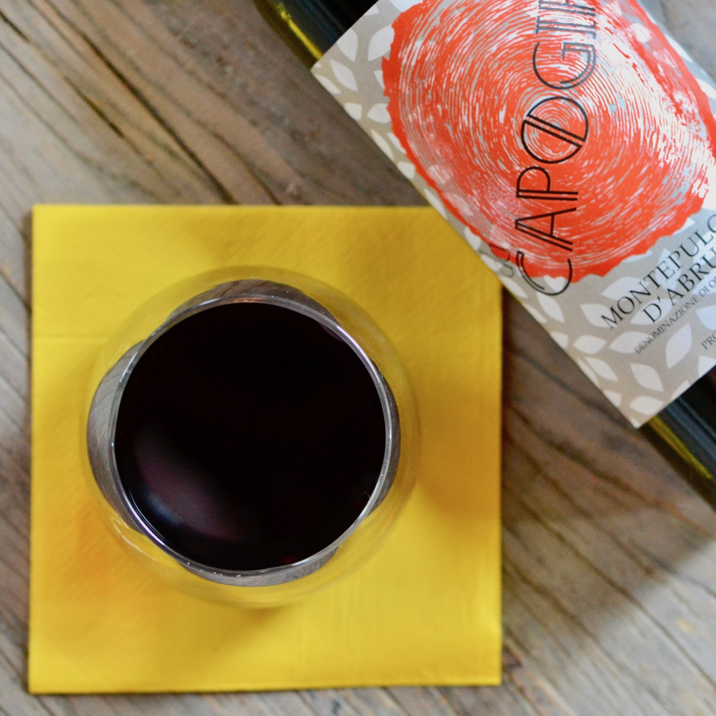Fifteen Dollar Bottle: A wine tasting of an inexpensive bottle of wine with people who are not wine experts