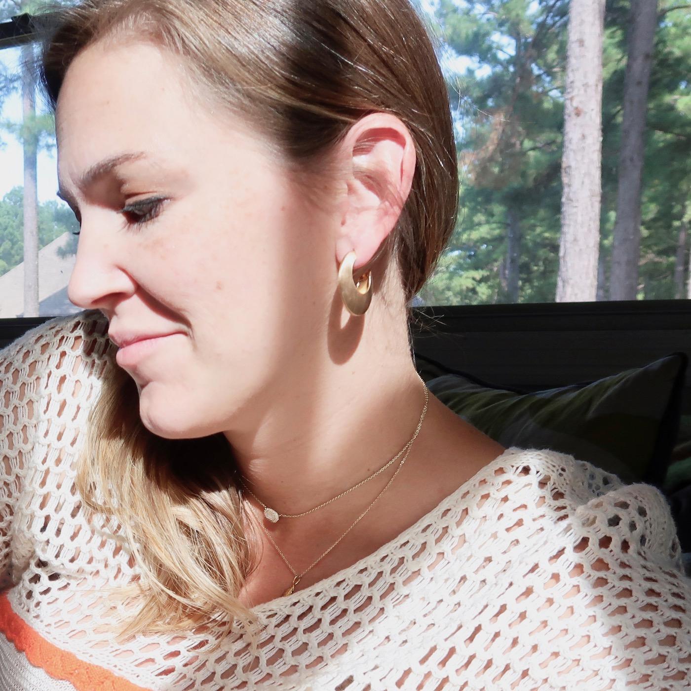 Bold + Gold Earrings