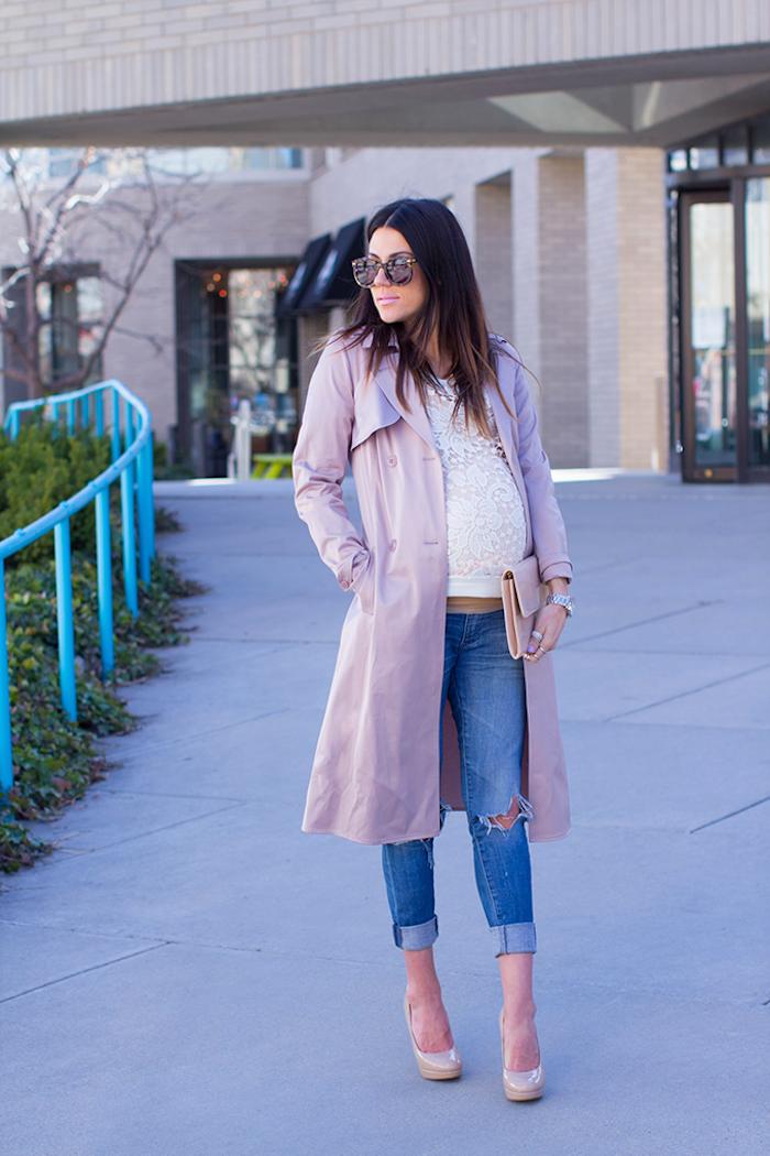 Pregnant bloggers who inspire me >> Hello Fashion