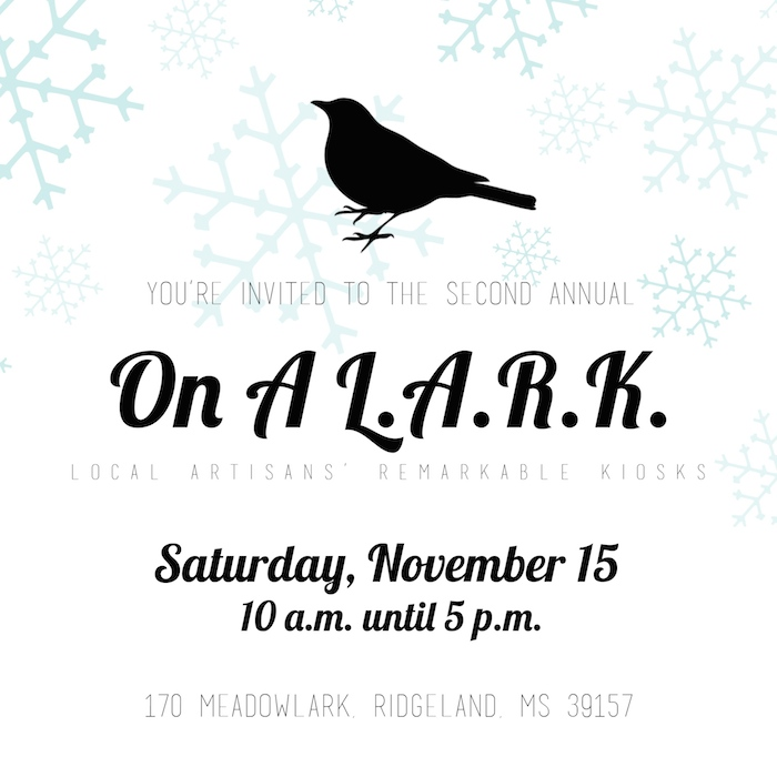 On a LARK Holiday Market // THE HIVE