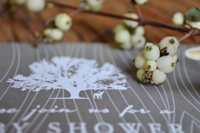 Baby Shower Invitation by The Lovely Bee // THE HIVE