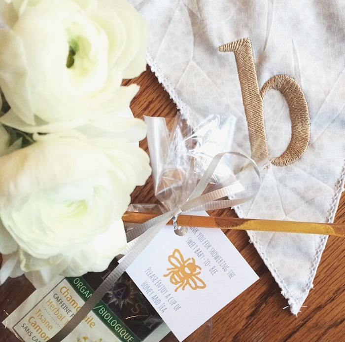 Baby to Bee Shower // THE HIVE
