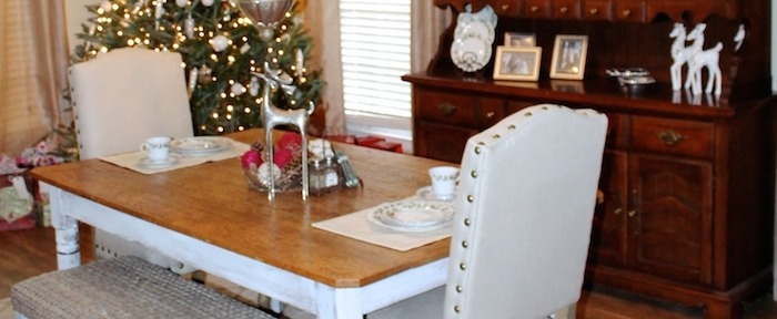 My Favorite Room: My Dining Room // #Adulthood for THE HIVE