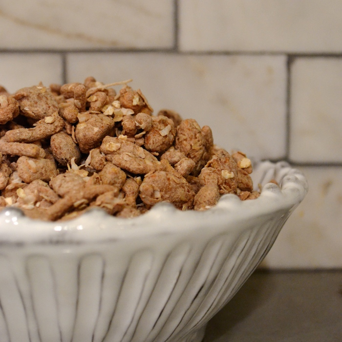 A Healthier Take On Puppy Chow