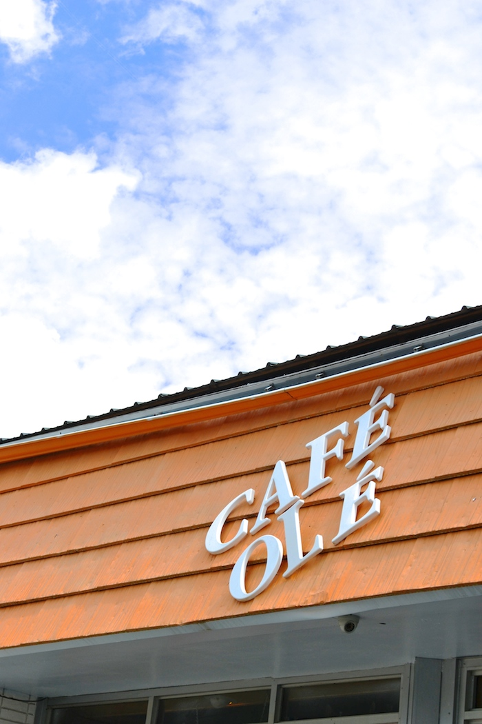 Cafe Ole in Fondren // THE HIVE