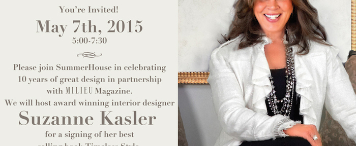Suzanne Kasler love // www.thehiveblog.com