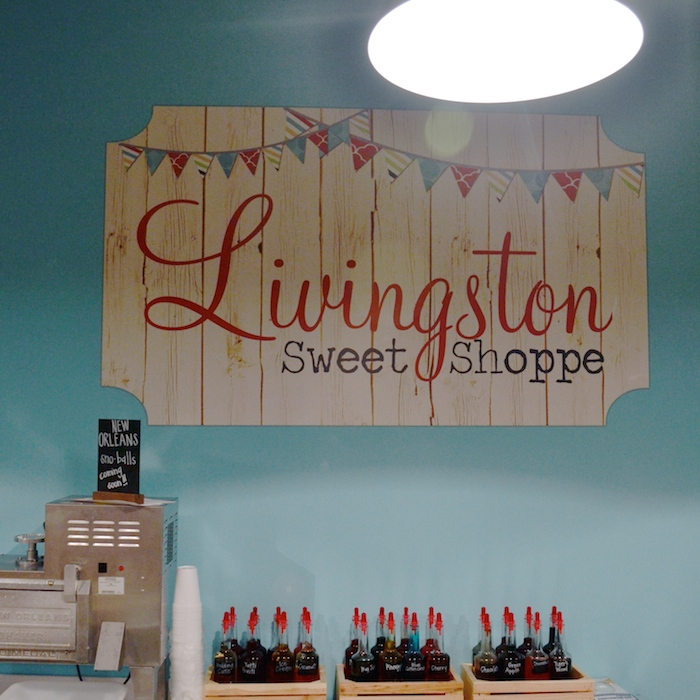 Livingston Sweet Shoppe // www.thehiveblog.com