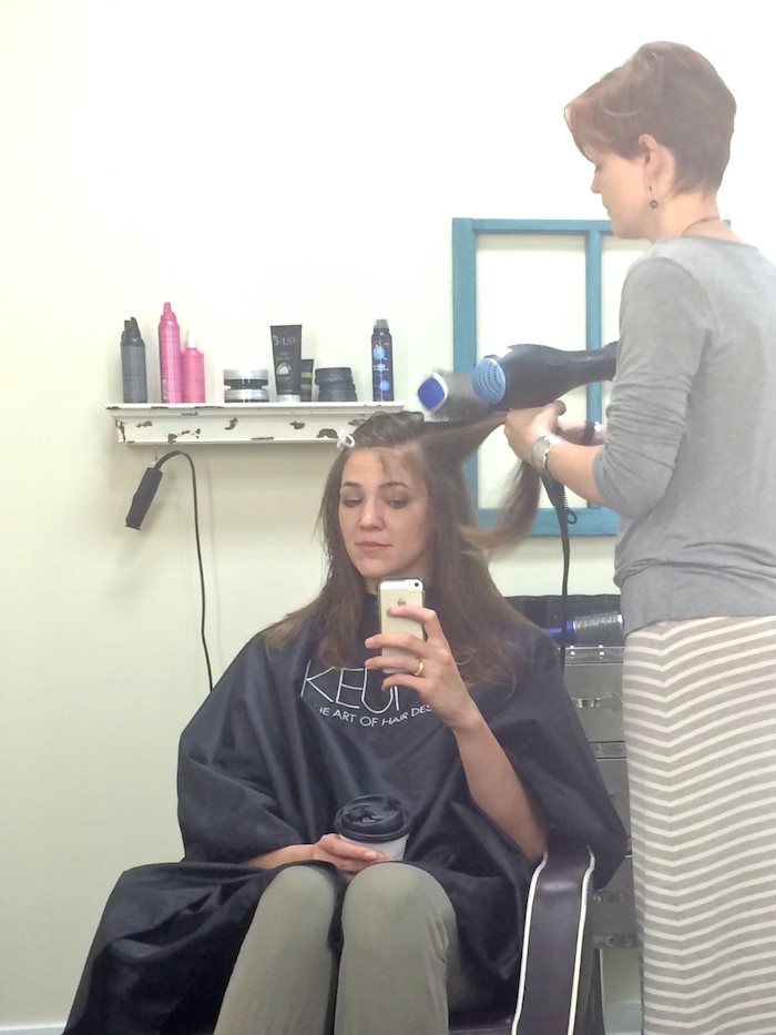 Keune hair care from Colorize Hair Studio on Ridgeland, MS // THE HIVE