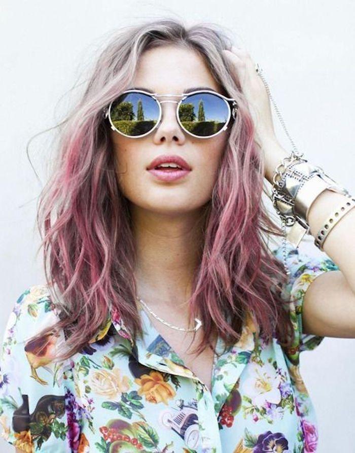 I want pink hair // www.thehiveblog.com