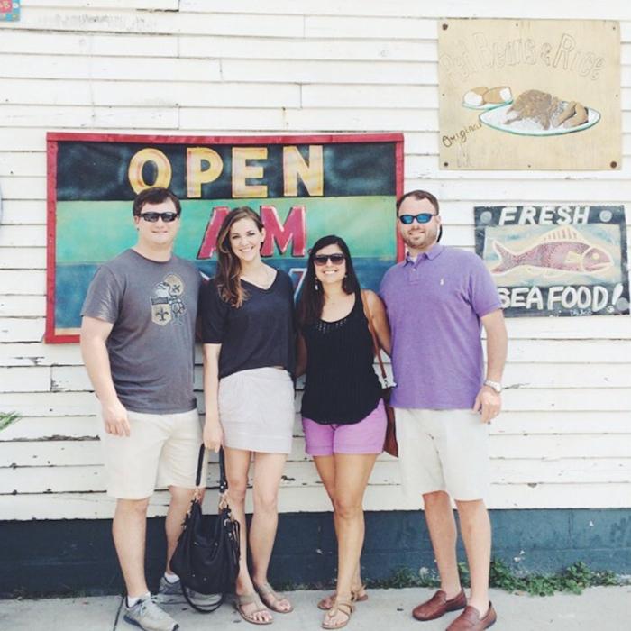Elizabeth's Restaurant in New Orleans // #SocialBee for Social South