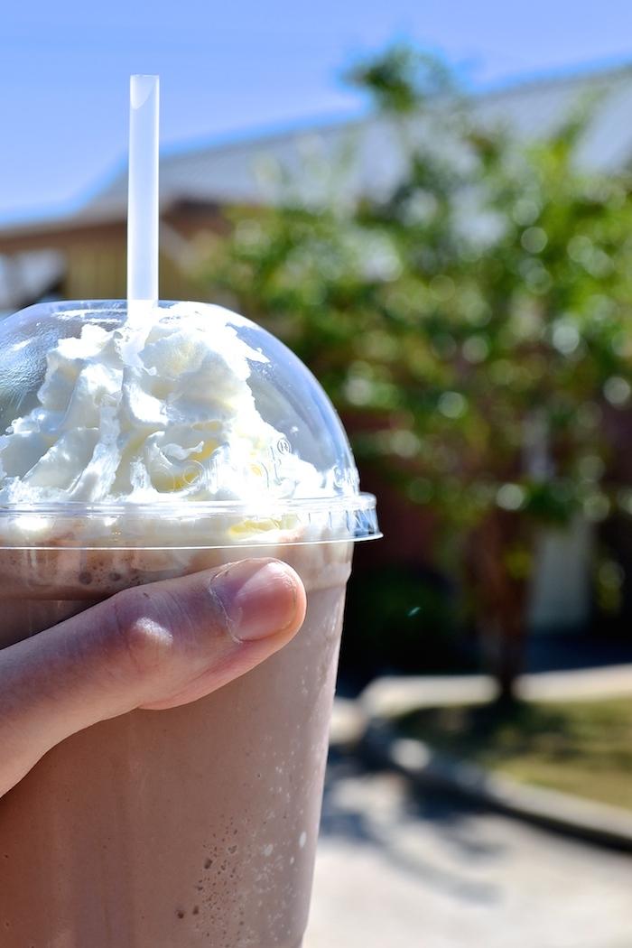 Local Lovin: Sugar Free Mocha from Seattle Drip // www.thehiveblog.com