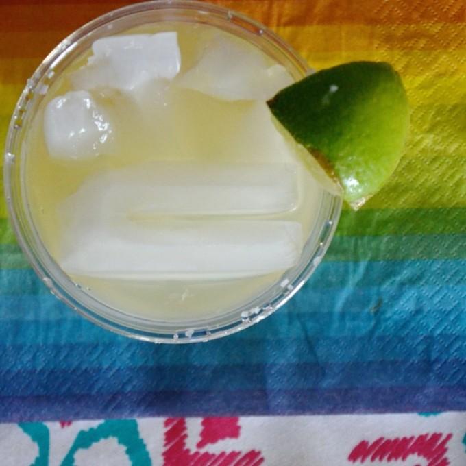 Bulk margarita recipe for your next party! // www.thehiveblog.com
