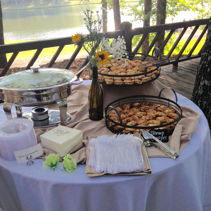 Catering by Anjou in Ridgeland, MS // Photo by Sully Clemmer // www.thehiveblog.com