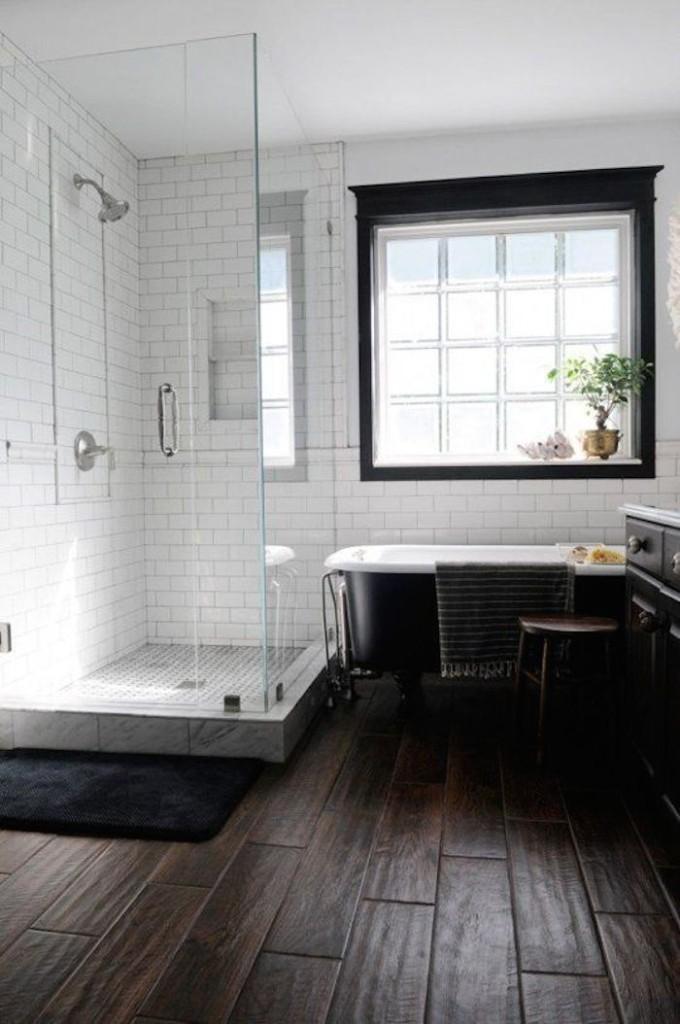 Bathroom Inspiration // www.thehiveblog.com