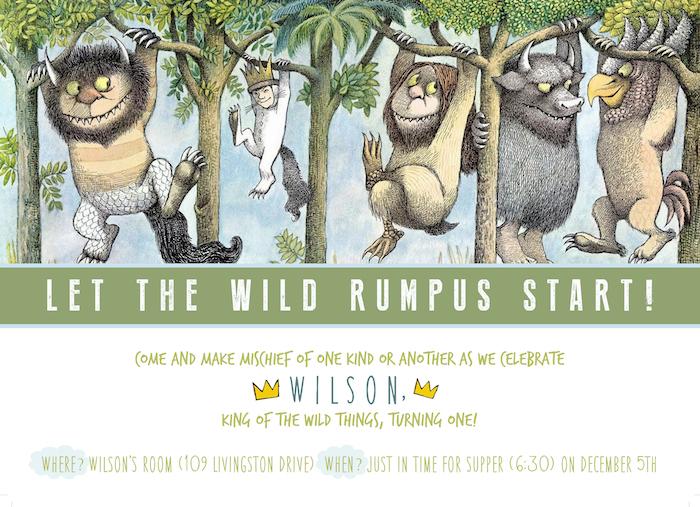 A Wild Rumpus The Hive