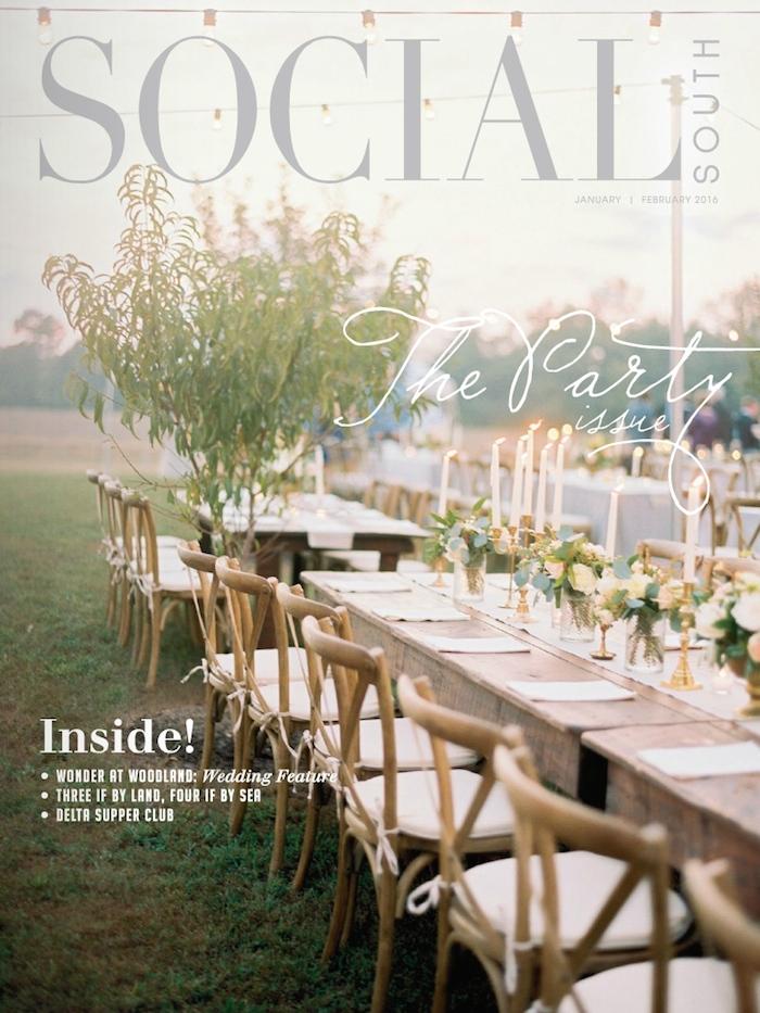 Social South, January 2016 // www.thehiveblog.com