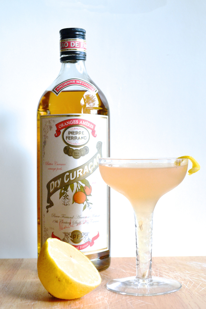 The 30s Club - A gin cocktail with a citrus influence. Perfect for the warmer weather!