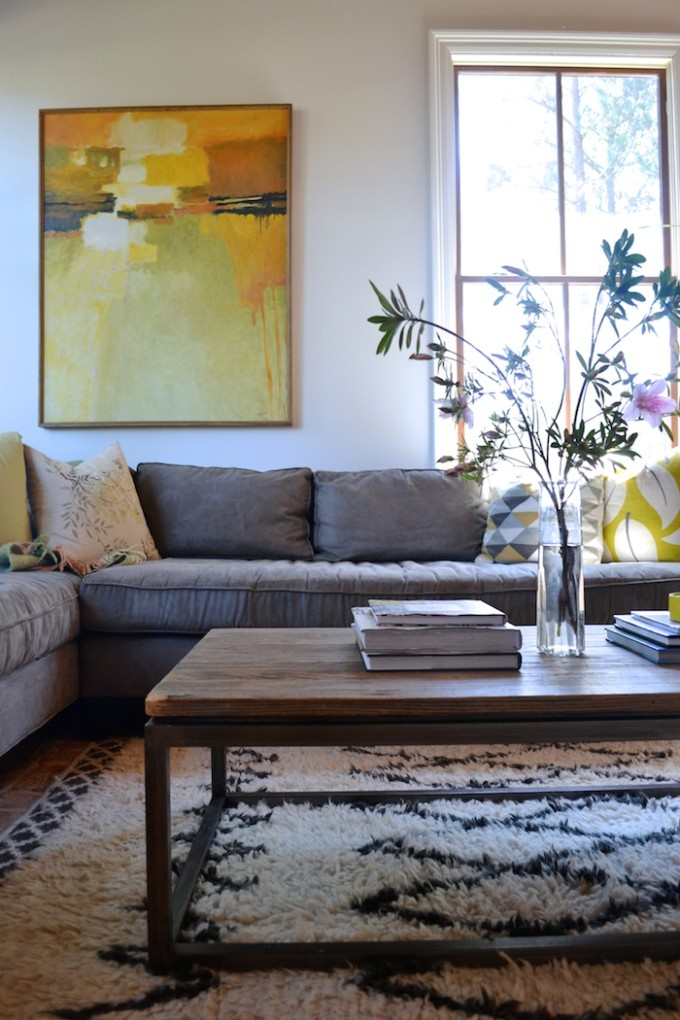 The Importance of using high quality rug pads in your home // www.thehiveblog.com