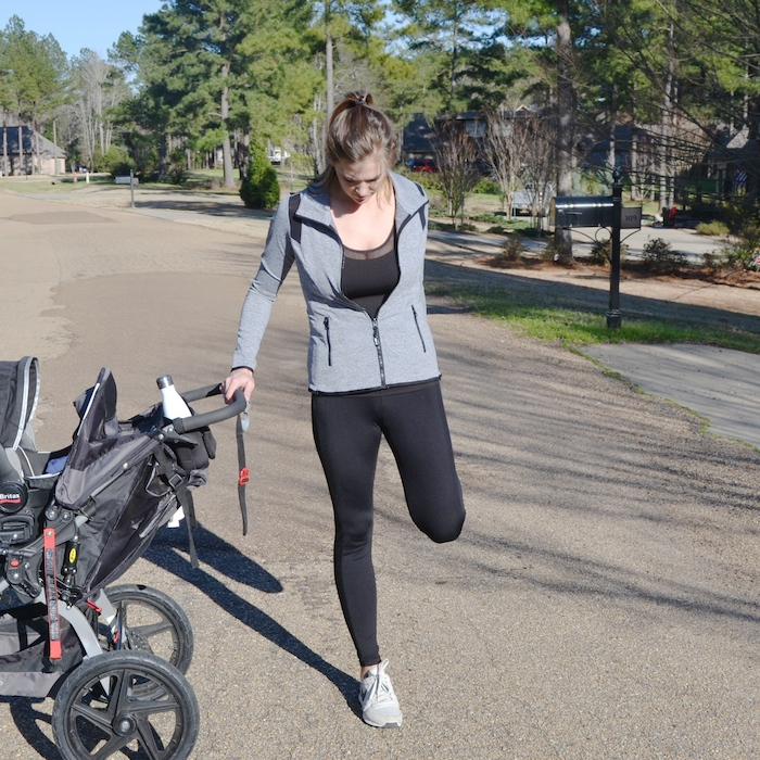 Working Out Post-Baby