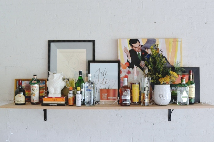 Home Bar Favorites // www.thehiveblog.com