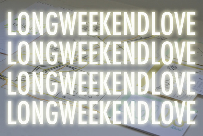 LONGWEEKENDLOVE gets you 25% off in The Lovely Bee etsy shop! // www.thehiveblog.com