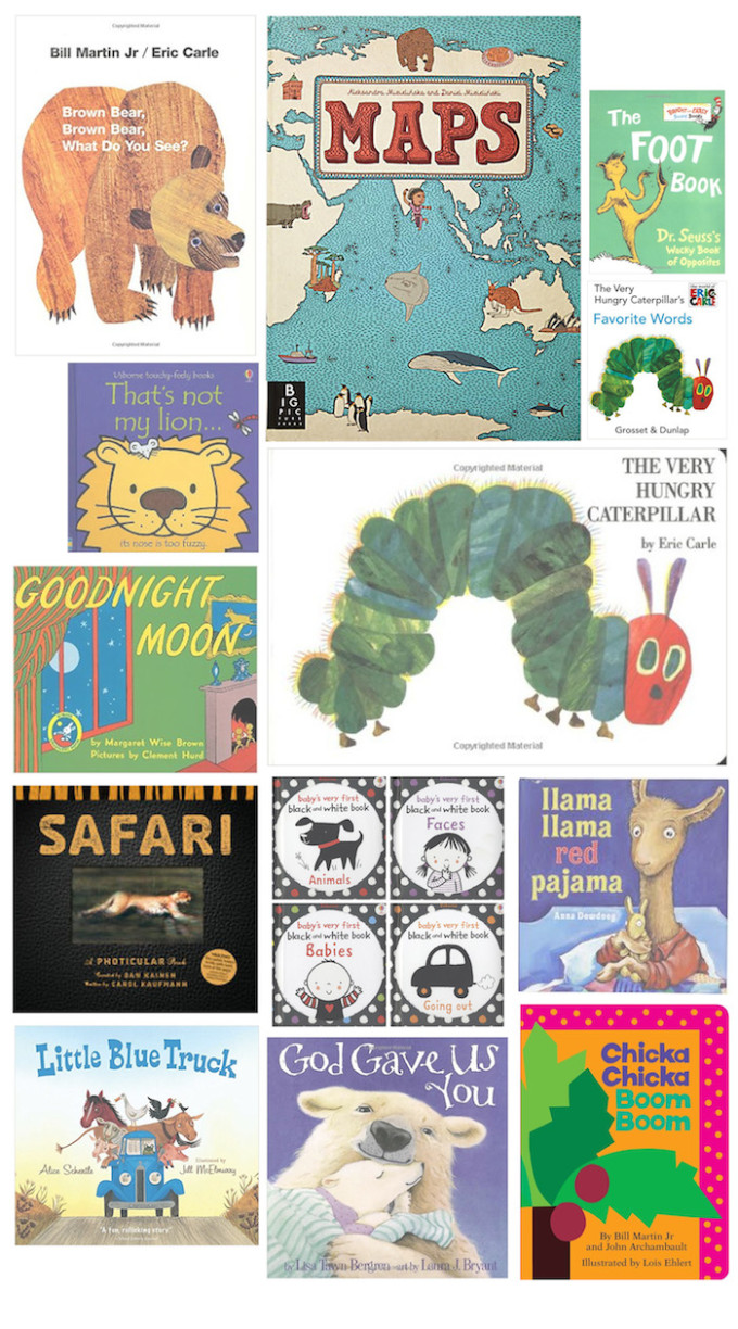 Our favorite kids' books! // www.thehiveblog.com