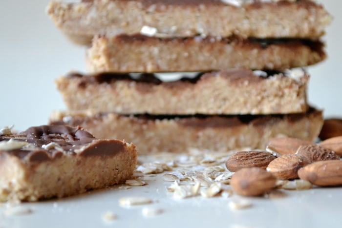 All natural, no bake protein bars