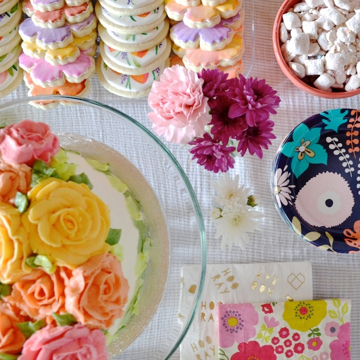 Lily Ryan's Garden Birthday as featured on Inspiration Mississippi
