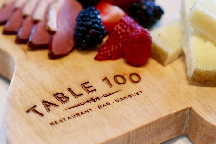 Table 100 in Flowood, MS via thehiveblog.com
