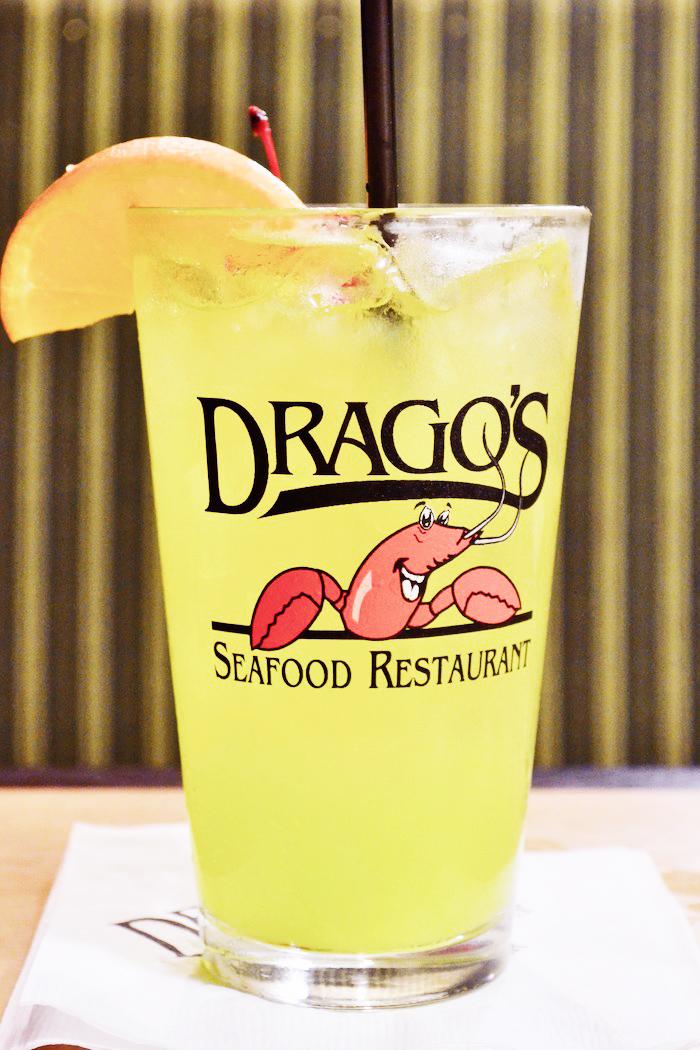 Date Night at Drago's in Jackson, MS via thehiveblog.com