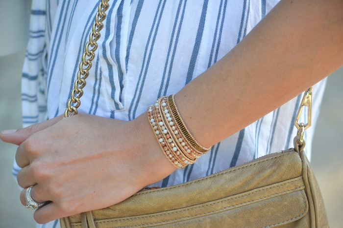 Summer Stripes via thehiveblog.com